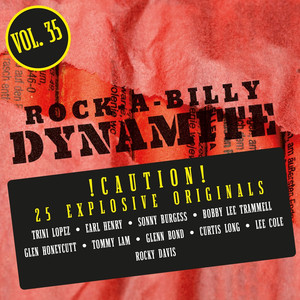 Rock-A-Billy Dynamite, Vol. 35