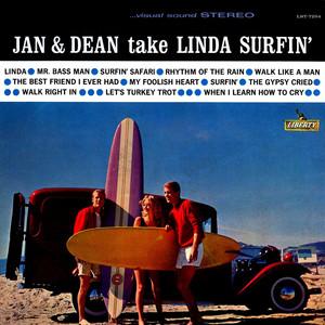 Jan & Dean Take Linda Surfin' album