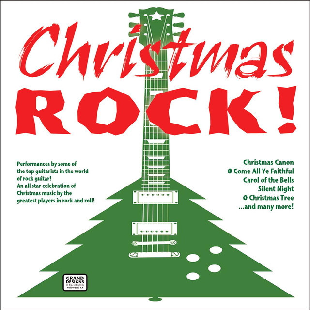 christmas rock on spotify - Rock Christmas