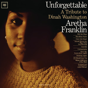 Unforgettable: A Tribute To Dinah Washington Albumcover