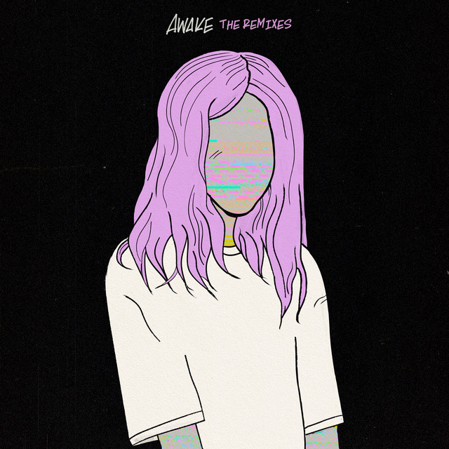 Album cover for Awake (The Remixes) by Alison Wonderland