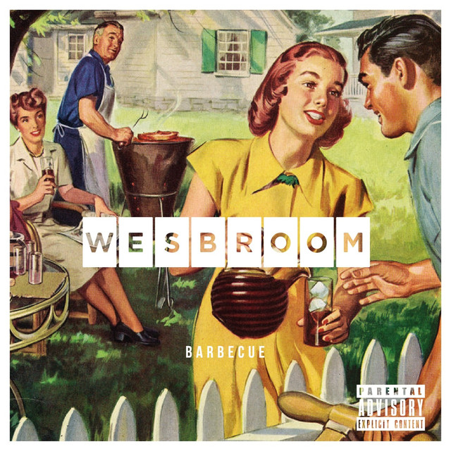 Album cover for Barbecue by Wesbroom