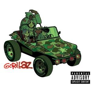Gorillaz Albumcover