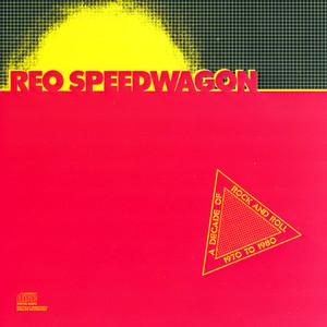 REO Speedwagon 157 Riverside Avenue cover
