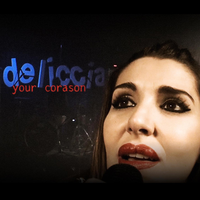 Album cover for Your Corasón by Deliccia