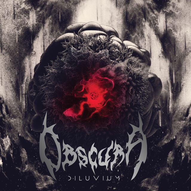 Album cover for Diluvium by Obscura