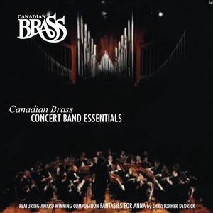 Concert Band Essentials album