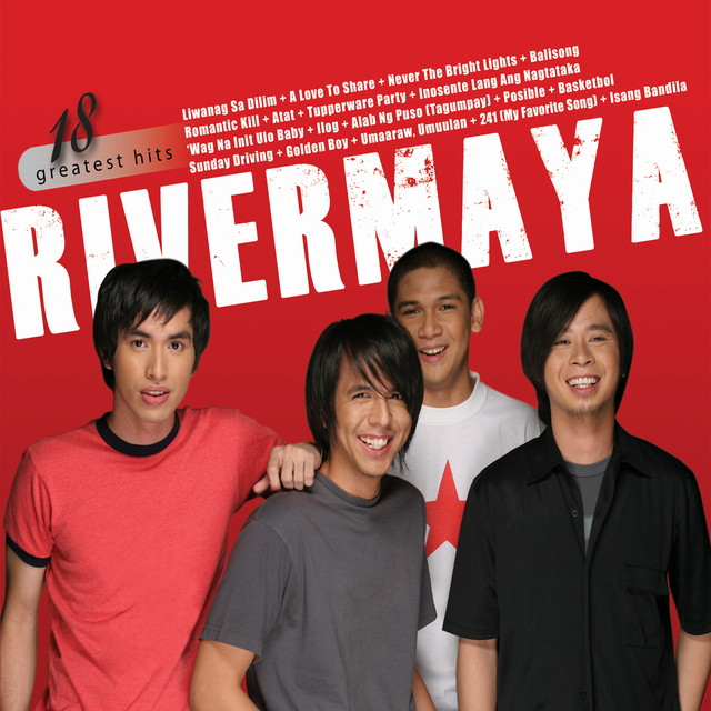 Rivermaya 18 Greatest Hits