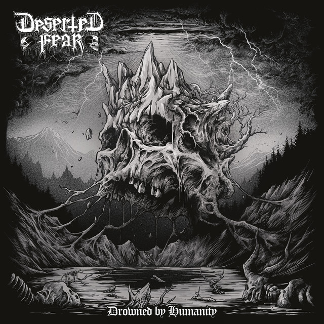 Album cover for Drowned By Humanity (Bonus Tracks Version) by Deserted Fear
