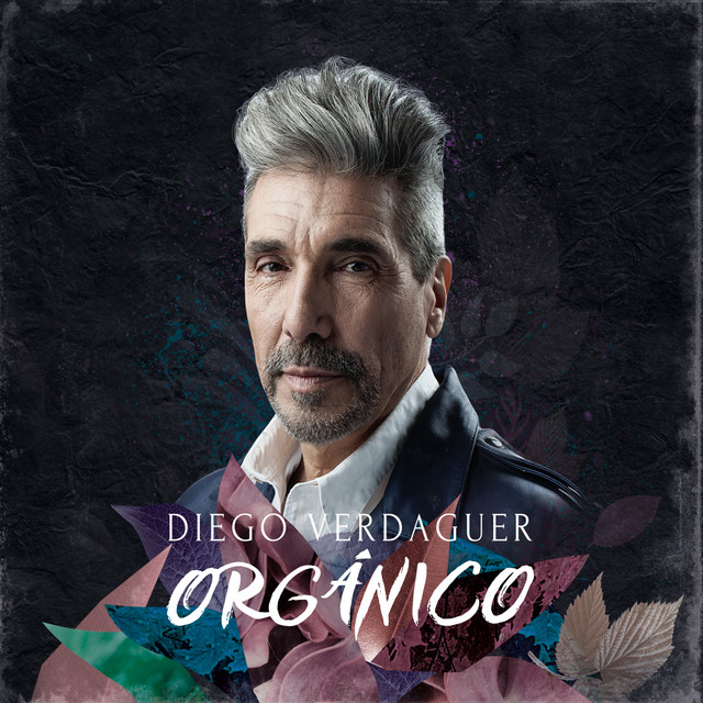 Album cover for Orgánico by Diego Verdaguer