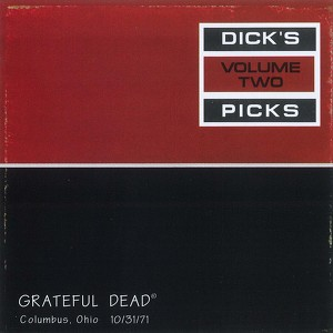 Dick's Picks Vol. 2: 10/31/71 Albumcover