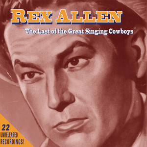 The Last of the Great Singing Cowboys album