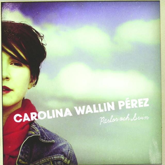 Skivomslag för Carolina Wallin Pérez: Pärlor Och Svin