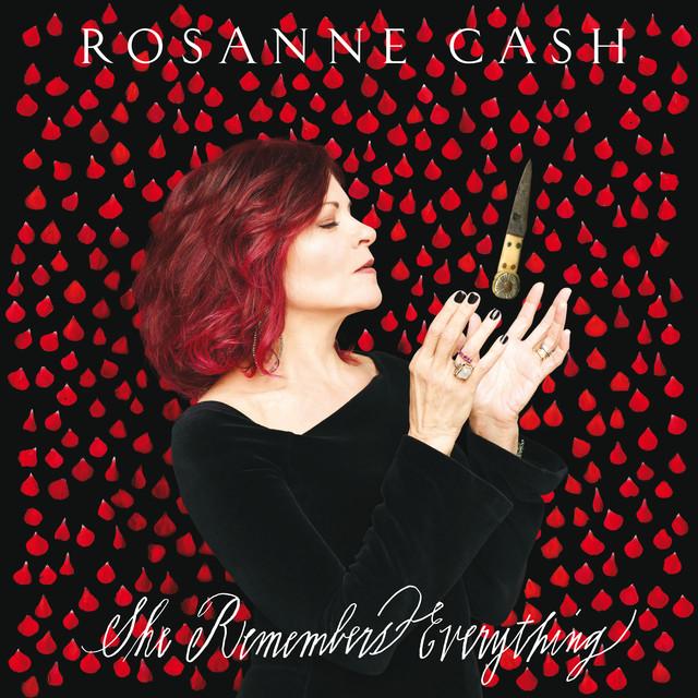 Skivomslag för Rosanne Cash: She Remembers Everything