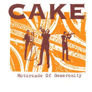 Motorcade of Generosity - Cake