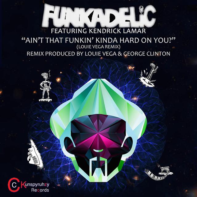 Ain't That Funkin' Kinda Hard on You? (Remixes)