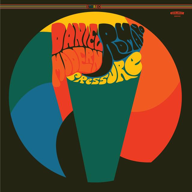 Skivomslag för Daniel Romano: Modern Pressure