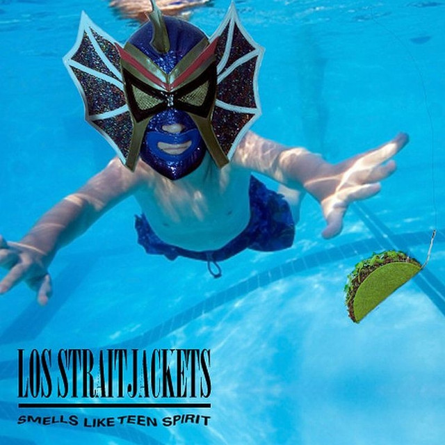 Smells Like Teen Spirit. By Los Straitjackets