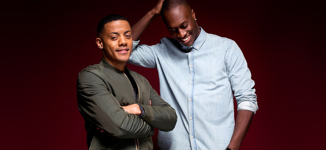 Nico & Vinz, Ladysmith Black Mambazo, David Guetta Lift Me Up cover