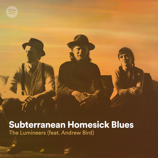 Subterranean Homesick Blues (feat. Andrew Bird)