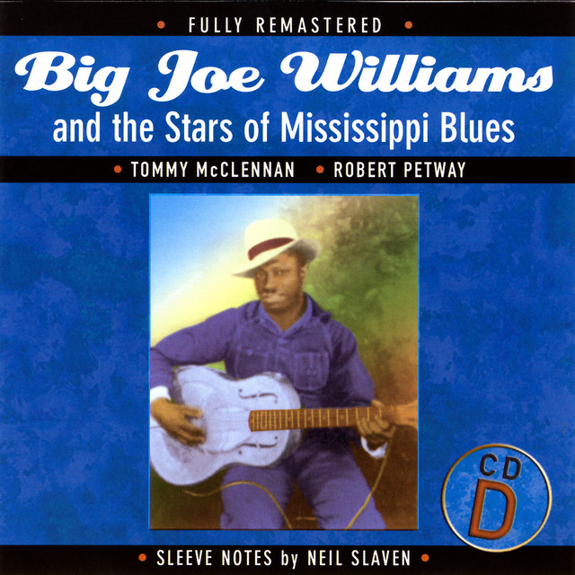 Big Joe Williams and the Stars of Mississippi Blues (D)