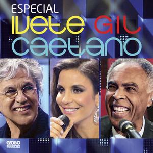 Especial Ivete, Gil E Caetano Albumcover