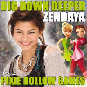"""Dig Down Deeper (from """"Pixie Hollow Games"""") Albümü"""