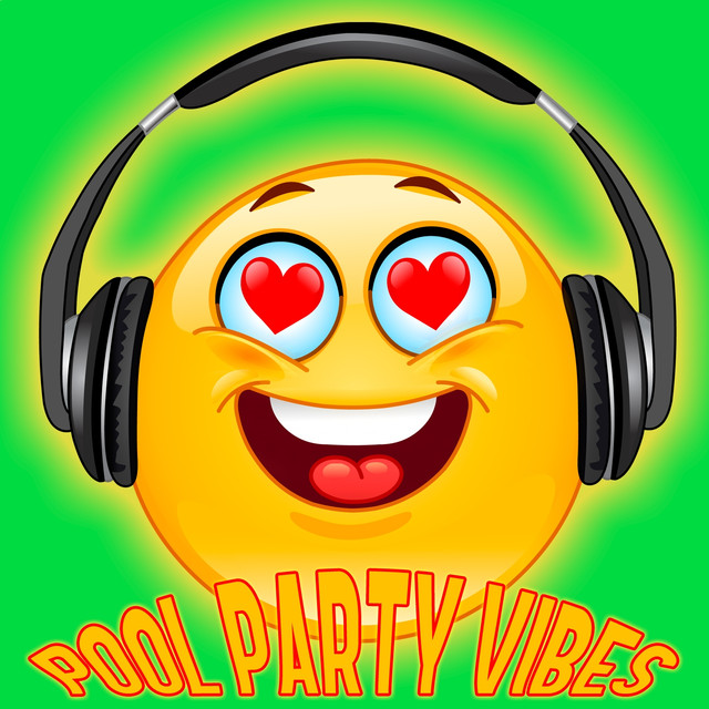 Album cover for Pool Party Vibes by Various Artists
