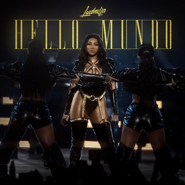 Album cover for Hello mundo by Ludmilla