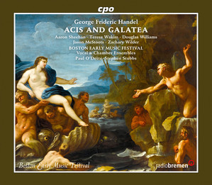 Handel: Acis and Galatea, HWV 49 Albümü