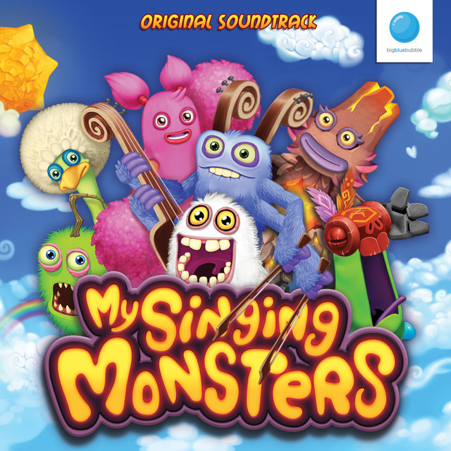 my singing monsters on spotify