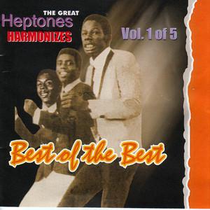 The Great Heptones Harmonizes Best of the Best album