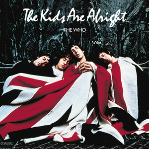 The Who Anyway, Anyhow, Anywhere cover