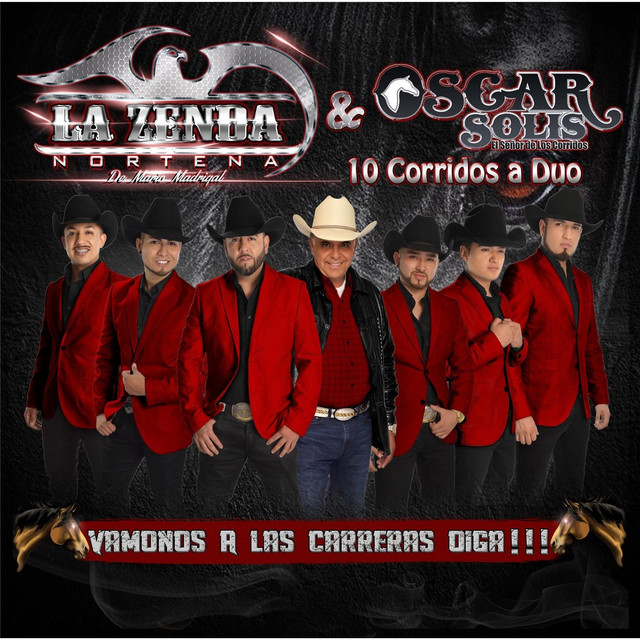 Vamonos a las Carreras Oiga (feat. Oscar Solis)