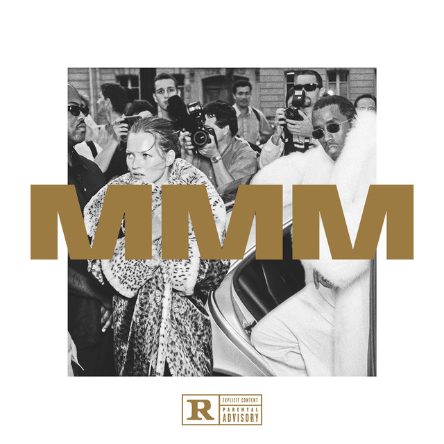 Album cover for MMM by Diddy