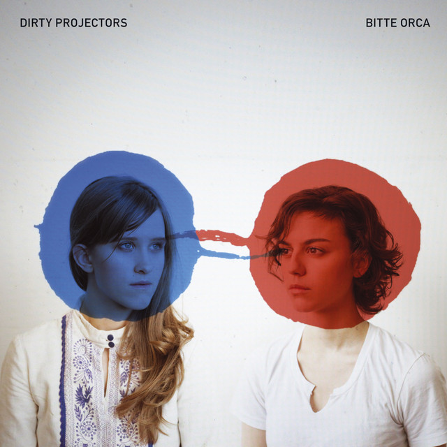 Album cover for Bitte Orca by Dirty Projectors