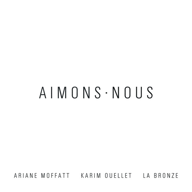 Aimons-nous - Single