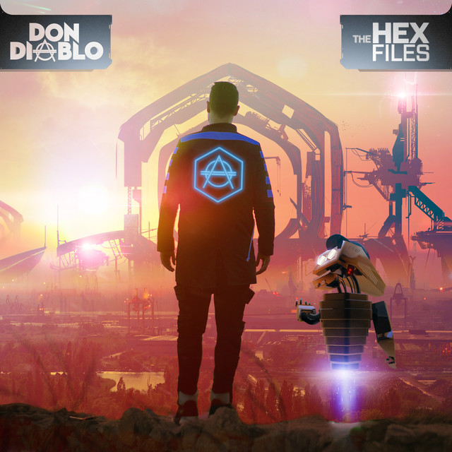 Don Diablo presents The Hex Files