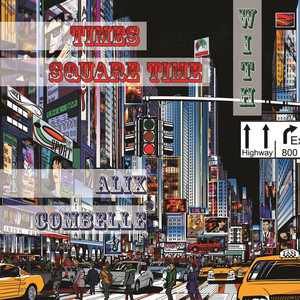 Times Square Time with album