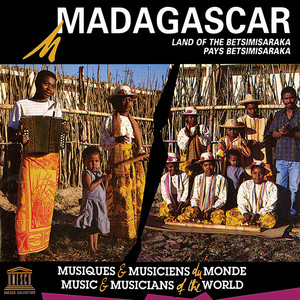 Madagascar: Land of the Betsimisaraka Albumcover