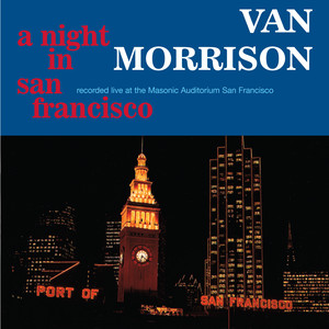 A Night In San Francisco (Live) Albumcover