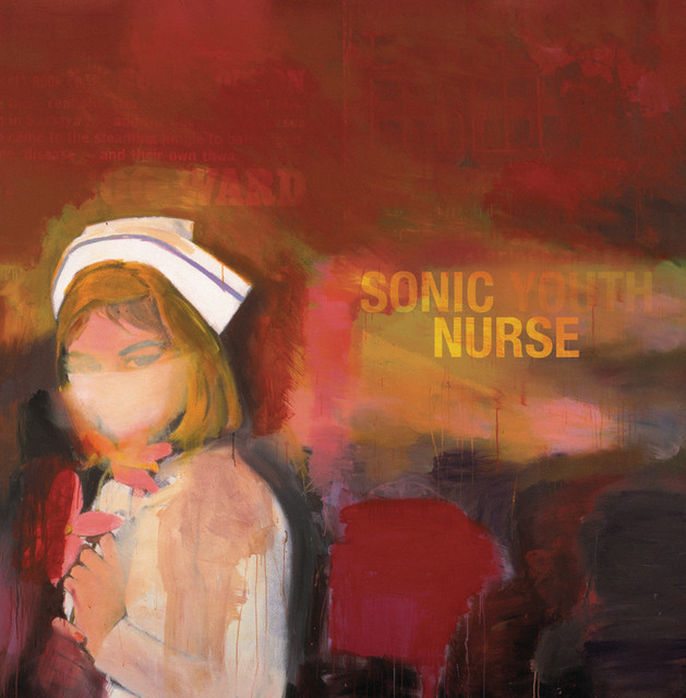 Album cover for Sonic Nurse by Sonic Youth