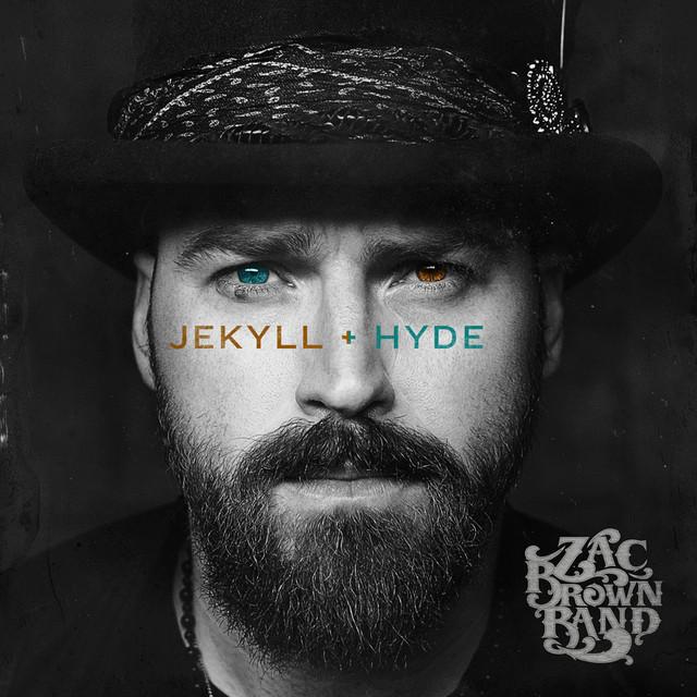 JEKYLL + HYDE Albumcover