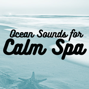 Ocean Sounds for Calm Spa Albumcover