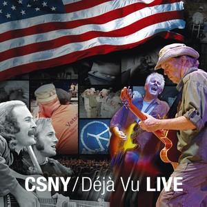 CSNY/Déjà Vu Live Albumcover