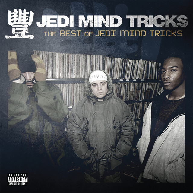 Album cover for The Best of Jedi Mind Tricks by Jedi Mind Tricks