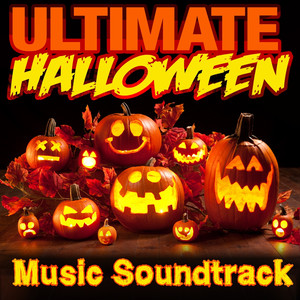 Ultimate Halloween Music Soundtrack Albumcover