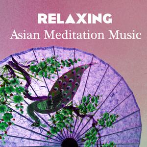 Relaxing Asian Meditation Music Albumcover