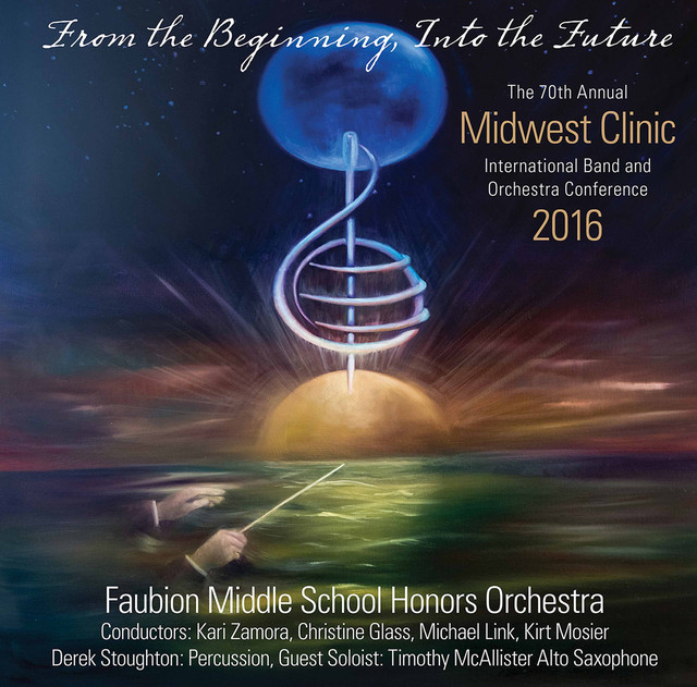 2016 Midwest Clinic: Faubion Middle School Honors Orchestra (Live)