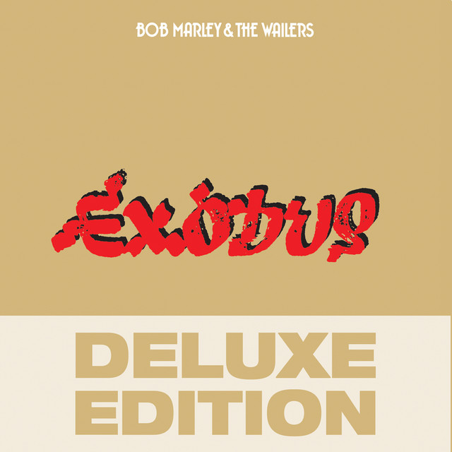 Exodus Album by Bob Marley & The Wailers